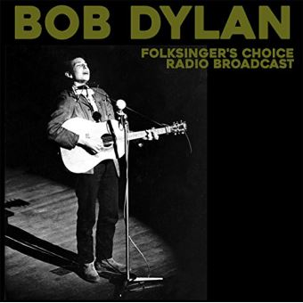 Folksinger s choice radio broadcast