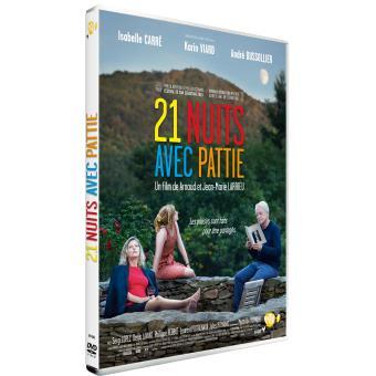 21 nuits avec Pattie DVD