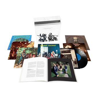 The Studio Albums Collection Coffret Edition Deluxe Limitée
