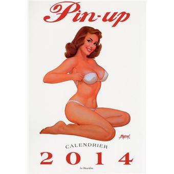 Calendrier Pin Up.Calendrier Pin Up 2014