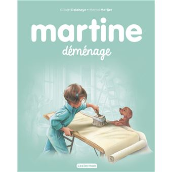 MartineMartine va déménager