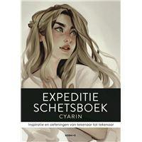 Expeditie schetsboek - Cyarin