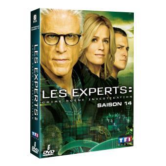 Les Experts Las VegasCoffret intégral de la Saison 14 -  6 DVD