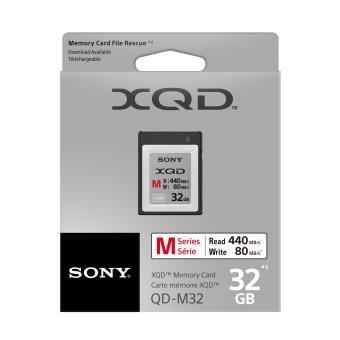 Carte mémoire Sony XQD 32 Go