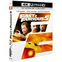 Fast and Furious 5 Blu-ray 4K Ultra HD