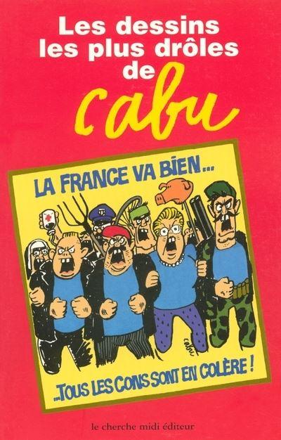 Cabu,les dessins les plus drôles