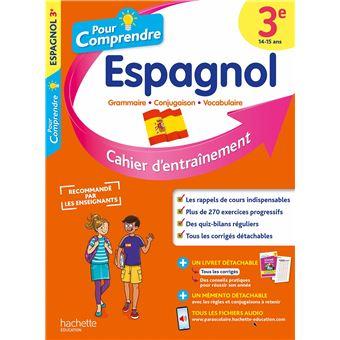 Pour Comprendre Espagnol 3e