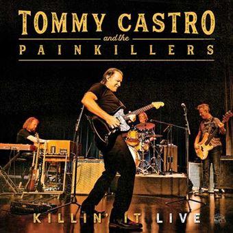 """Résultat de recherche d'images pour """"killin' it live tommy castro cd"""""""