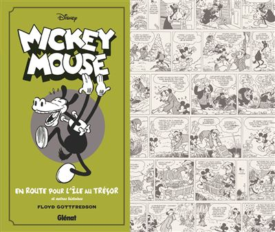 Mickey Mouse par Floyd Gottfredson
