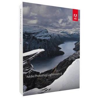 Logiciel Adobe Photoshop Lightroom 6