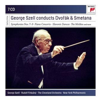 George Szell Conducts Dvorák & Smetana Coffret