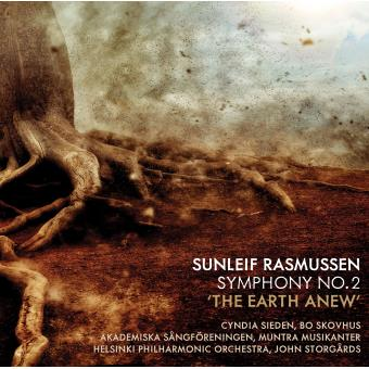 Symphony no.2 - the earth
