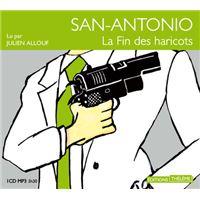 San-Antonio: la fin des haricots