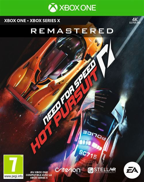 Need for Speed : Hot Pursuit Remastered Xbox