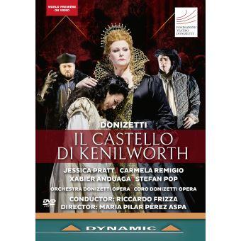 CASTELLO DI KENILWORTH/DVD