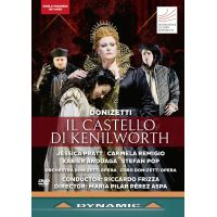 CASTELLO DI KENILWORTH/DVD