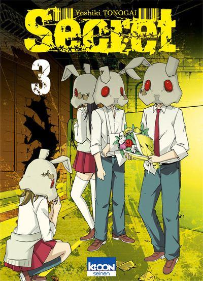 Secret - tome 3 - Secret Ki Oon