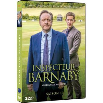 Inspecteur BarnabyInspecteur Barnaby Saison 19 DVD