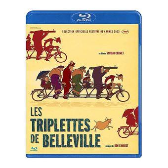 Les Triplettes de Belleville Blu-ray
