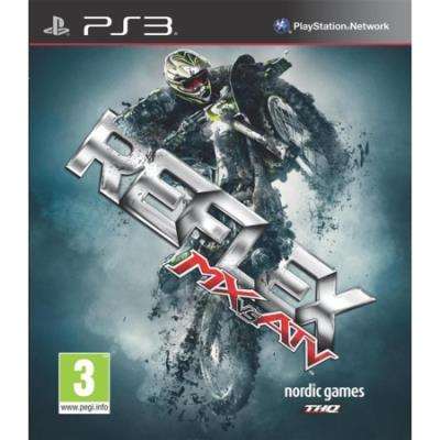 MX vs ATV Reflex PS3 - PlayStation 3