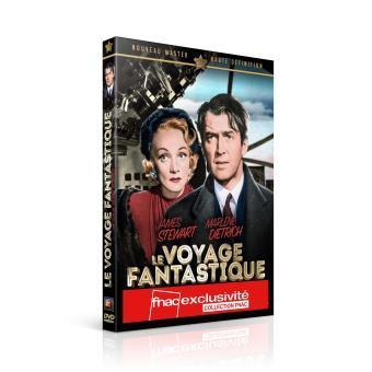 Le voyage fantastique Exclusivité Fnac DVD