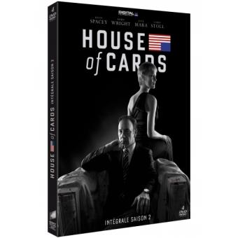 House of cardsHouse of Cards Saison 2 - DVD
