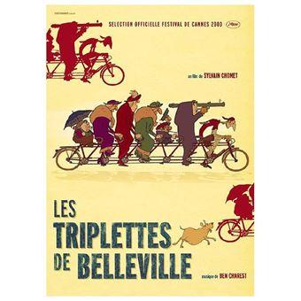 Les Triplettes de Belleville DVD