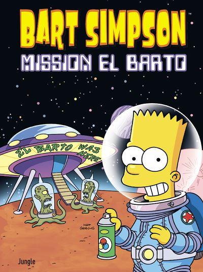 Bart Simpson - tome 16 Mission el Barto