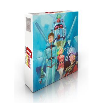 Mobile Suite GundamMOBILE SUIT GUNDAM TRILOGIE-2BLURAY-VOSTFR