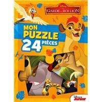La garde du roi lion - mon puzzle 24 pieces