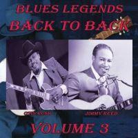 Blues legends Back to back 3