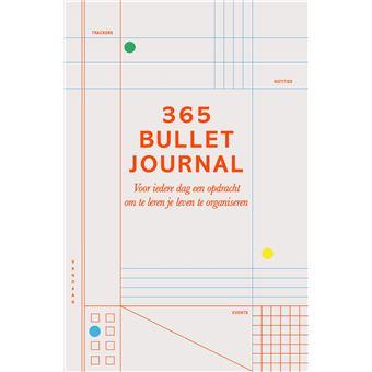 365 bullet journal
