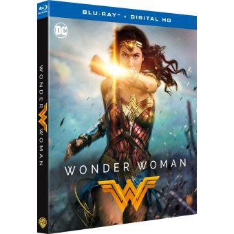 Wonder WomanWonder Woman Blu-ray