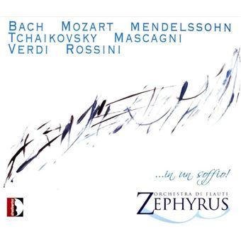 In Un Soffio!-Werke für Flötenorchester