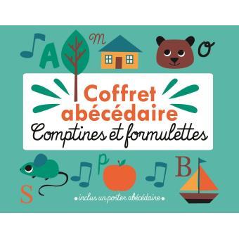 COFFRET ABECEDAIRE