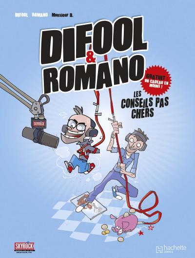 Difool & Romano T1 - Les Conseils pas chers