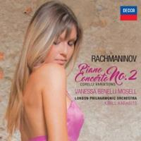 PIANO CONCERTO 2/CORELLI VARIATIONS