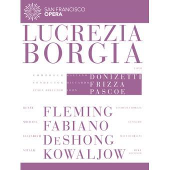 LUCREZIA BORGIA/DVD