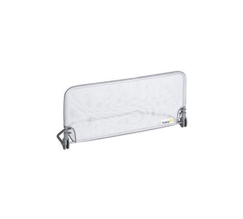 Barrière de lit Standard Safety First 90 cm Textile Gris