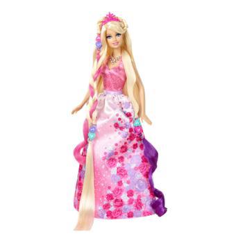 Poup e barbie princesse chevelure poup e achat prix - Desanime de barbie princesse ...