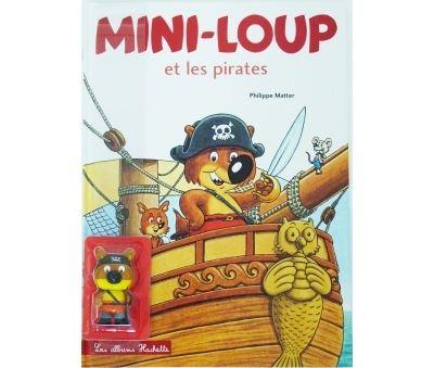 Mini-Loup - Avec 1 figurine : Mini Loup et les pirates + 1 figurine