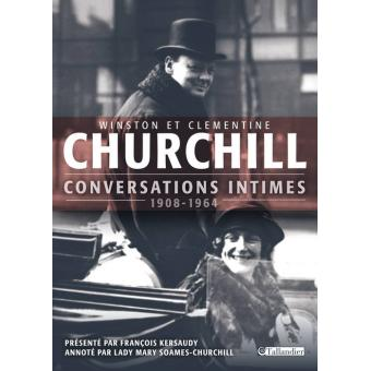Winston Churchill - Conversations intimes
