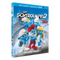 Les Schtroumpfs 2 Combo Blu-Ray 3D + DVD
