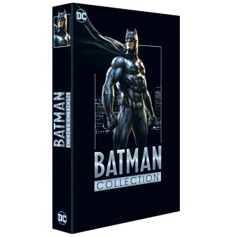 Batman animated seriesCoffret Batman Collection 8 films DVD