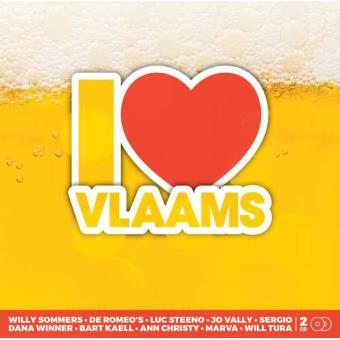 I LOVE...VLAAMS/2CD