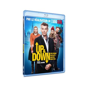 Up and Down Blu-ray