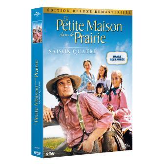 La Petite maison dans la prairieCoffret intégral de la Saison 4 DVD
