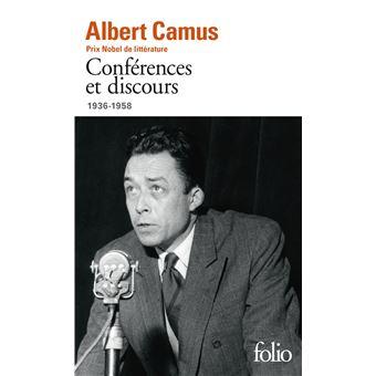 Conférences et discours