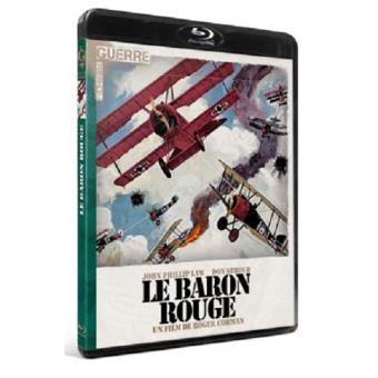 Le Baron Rouge Blu-ray