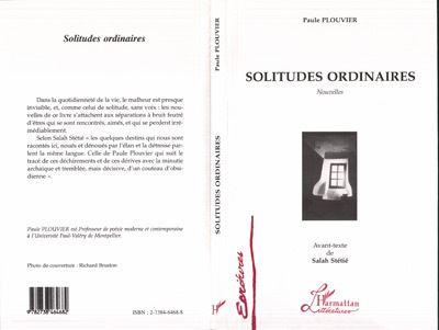 Solitudes ordinaires
